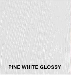 profildoors pine white glossy