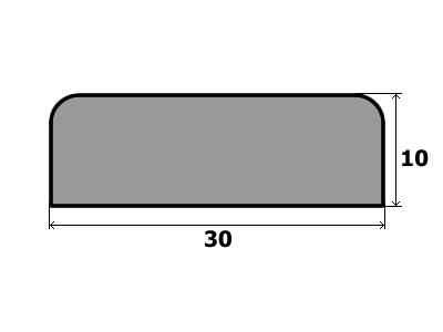 profildoors pritvor planka