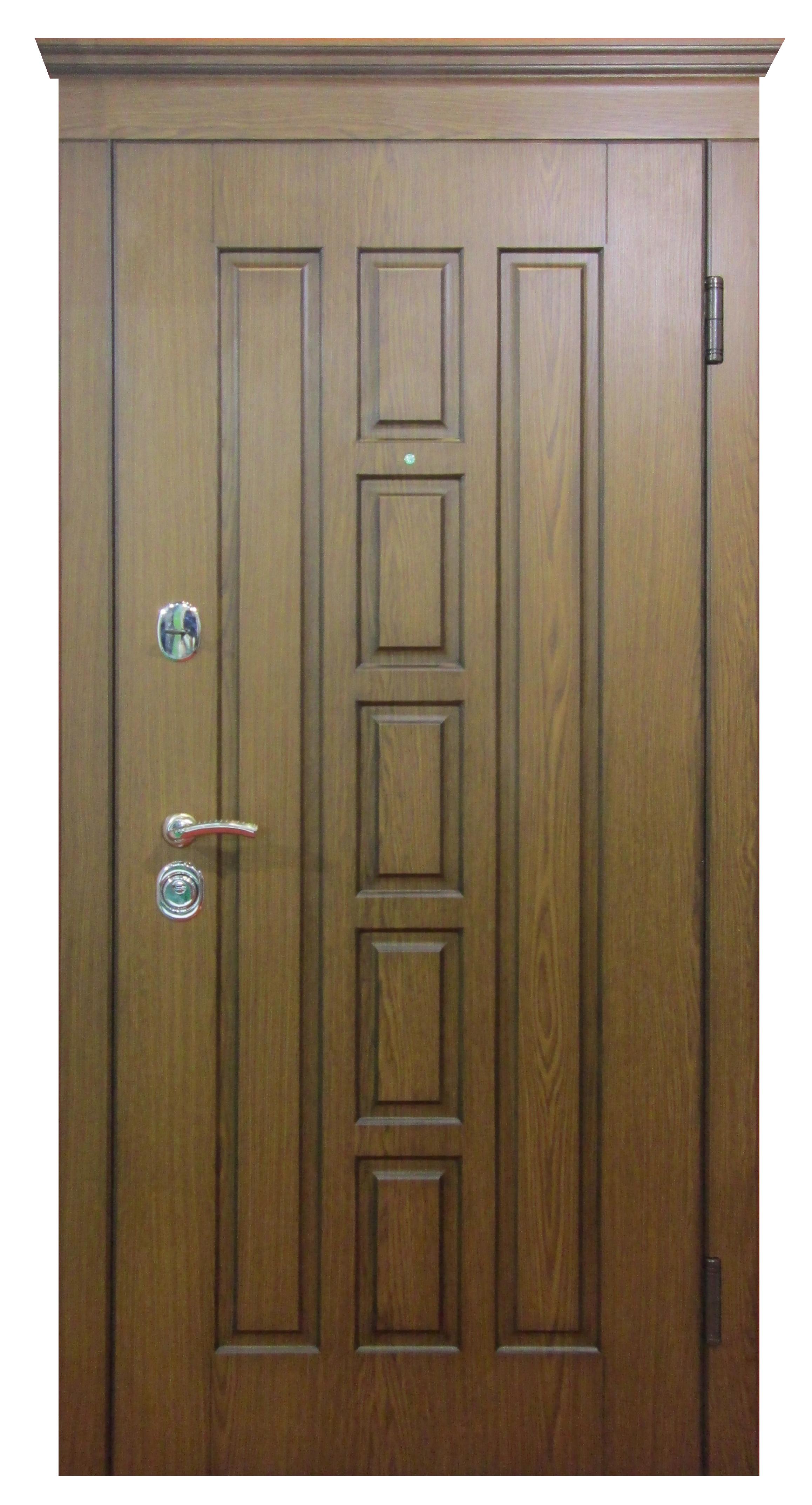 Входные металлические двери эконом-класса от