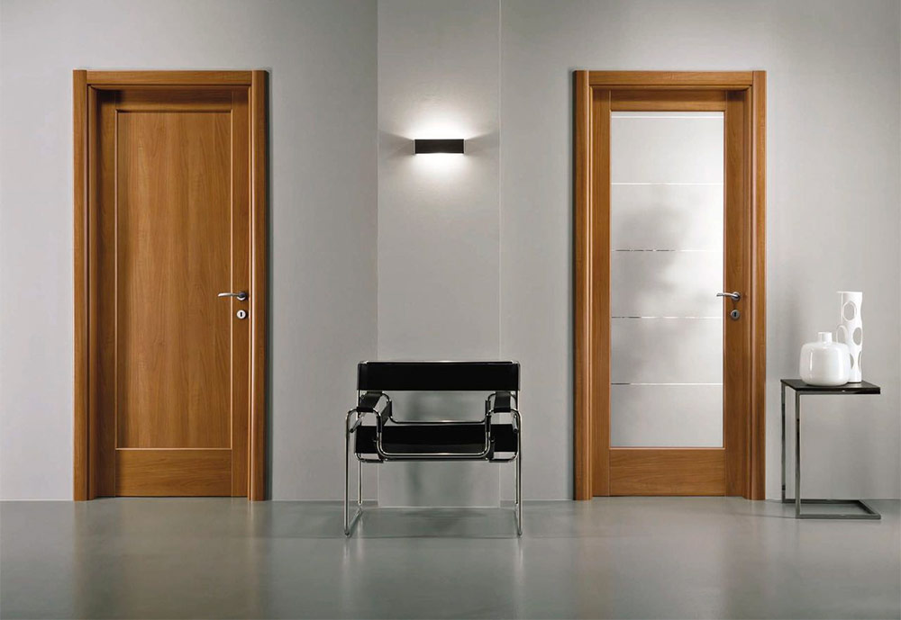 О размерах и дверных коробках