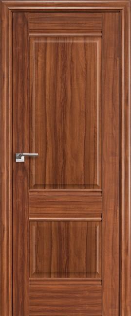 "Межкомнатная дверь ""1х"", пг, орех амари"
