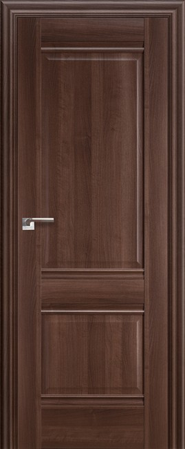 "Межкомнатная дверь ""1х"", пг, орех сиена"