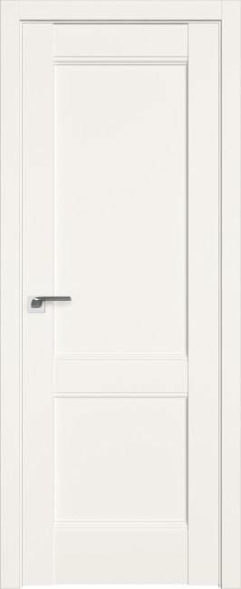 Фото -   Межкомнатная дверь 108U, дарквайт   | фото в интерьере