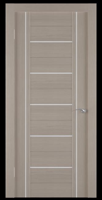 Фото -   Межкомнатная дверь Zadoor ПО ECO 11 Беленый Дуб     фото в интерьере