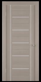 Фото -   Межкомнатная дверь Zadoor ПО ECO 11 Беленый Дуб   | фото в интерьере
