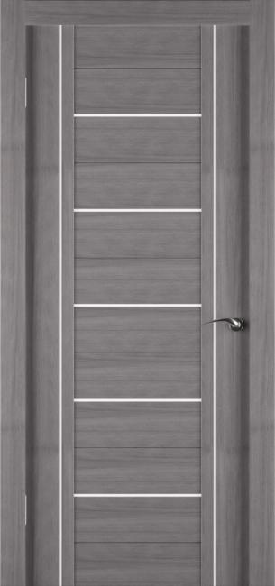Фото -   Межкомнатная дверь Zadoor ПО ECO 11 Грей   | фото в интерьере