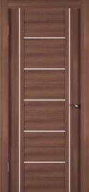 Фото -   Межкомнатная дверь Zadoor ПО ECO 11 Орех   | фото в интерьере