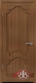 """Межкомнатная дверь """"Венеция"""", пг, орех"""