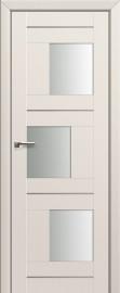 Межкомнатная дверь 13U, магнолия сатинат