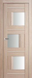 """Межкомнатная дверь """"13X"""", по, капучино мелинга"""