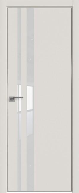 """Межкомнатная дверь """"16Е"""", дарквайт, кромка ABS"""