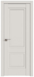Фото -   Межкомнатная дверь 2.36U, Дарквайт   | фото в интерьере