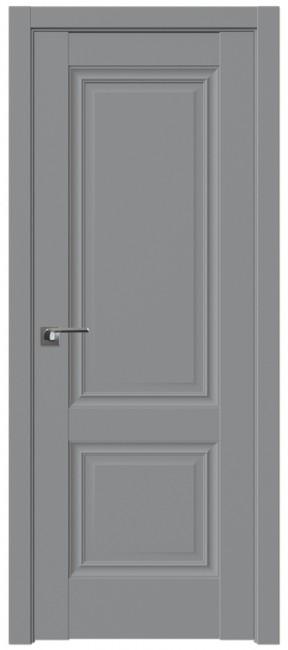 Фото -   Межкомнатная дверь 2.36U, манхеттен     фото в интерьере