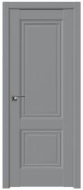 Фото -   Межкомнатная дверь 2.36U, манхеттен   | фото в интерьере
