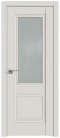 Межкомнатная дверь 2.37U, Дарквайт, ст. матово