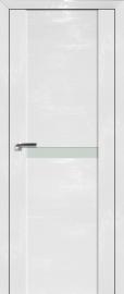 Фото -   Межкомнатная дверь 2.01STP, Pine White glossy   | фото в интерьере