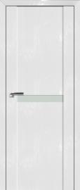 Фото -   Межкомнатная дверь 2.02STP, Pine White glossy   | фото в интерьере