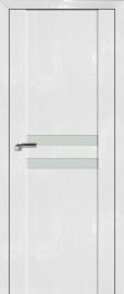 Фото -   Межкомнатная дверь 2.03STP, Pine White glossy   | фото в интерьере