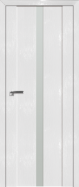 Фото -   Межкомнатная дверь 2.04STP, Pine White glossy   | фото в интерьере