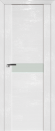 Фото -   Межкомнатная дверь 2.05STP, Pine White glossy   | фото в интерьере