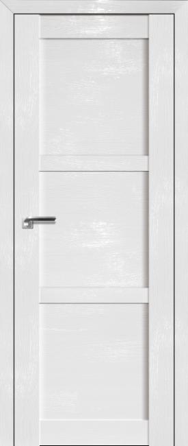 Межкомнатная дверь 2.12STP, пг, Pine White glossy