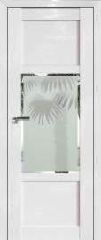 Фото -   Межкомнатная дверь 2.15STP, Pine White glossy   | фото в интерьере