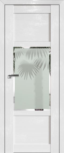 Межкомнатная дверь 2.15STP, Pine White glossy