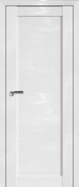 Фото -   Межкомнатная дверь 2.18STP, пг, Pine White glossy   | фото в интерьере