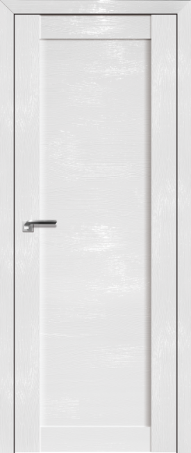 Межкомнатная дверь 2.18STP, пг, Pine White glossy