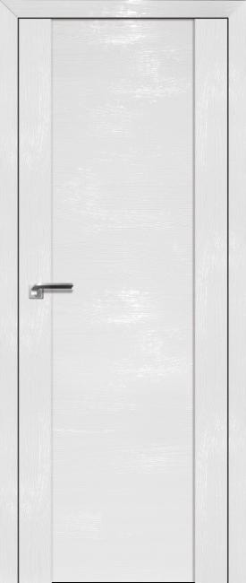 Фото -   Межкомнатная дверь 20 STP, пг, Pine White glossy   | фото в интерьере