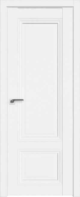 Фото -   Межкомнатная дверь 2.102U, аляска     фото в интерьере