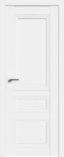 Фото -   Межкомнатная дверь 2.108U, аляска     фото в интерьере