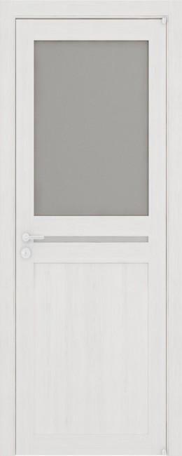 """Фото -   Межкомнатная дверь """"2109/1"""", по, капучино велюр     фото в интерьере"""