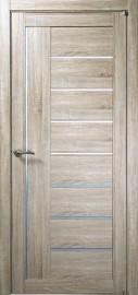 """Межкомнатная дверь """"2110"""", по, серый велюр"""