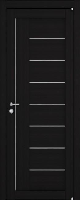 """Фото -   Межкомнатная дверь """"2110"""", по, шоко велюр     фото в интерьере"""