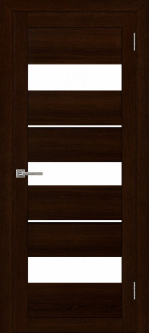 """Фото -   Межкомнатная дверь """"2126"""", по, дуб шоколадный     фото в интерьере"""