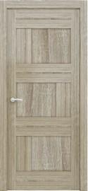 """Межкомнатная дверь """"2180"""", пг, серый велюр"""