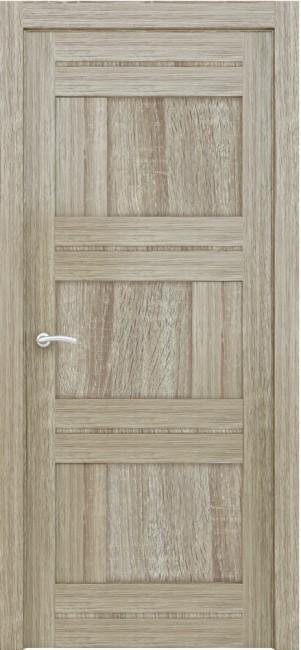 """Фото -   Межкомнатная дверь """"2180"""", пг, серый велюр     фото в интерьере"""