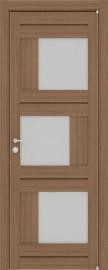 """Межкомнатная дверь """"2181"""", по, орех вельвет"""