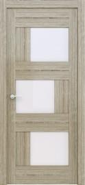 """Межкомнатная дверь """"2181"""", по, серый велюр"""