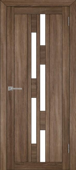 """Фото -   Межкомнатная дверь """"2198"""", по, серый велюр     фото в интерьере"""