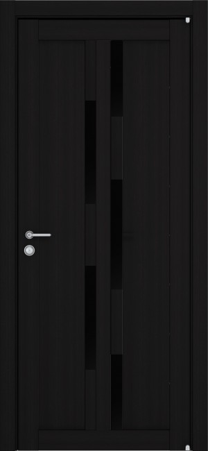 """Фото -   Межкомнатная дверь """"2198"""", по, шоко велюр     фото в интерьере"""