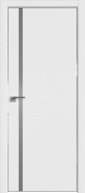 """Межкомнатная дверь """"22 Е"""", аляска, мат. с 4-х сторон"""