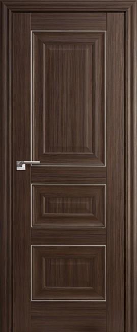 """Межкомнатная дверь """"25х"""", пг, натвуд натинга"""