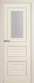 """Межкомнатная дверь """"26х"""", по, эш вайт"""