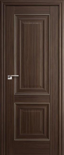 """Межкомнатная дверь """"27х"""", пг, натвуд натинга"""