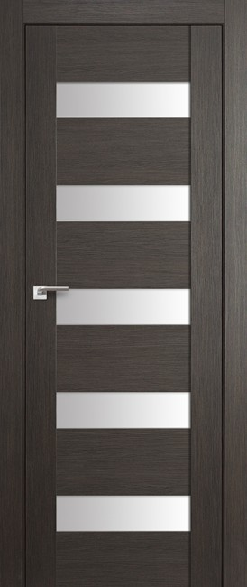 """Межкомнатная дверь """"29X"""", по, грей мелинга"""