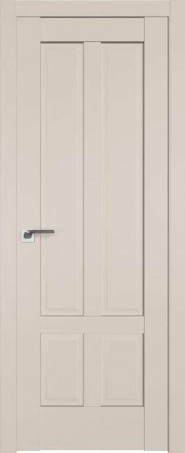 Фото -   Межкомнатная дверь 2.116U, Санд     фото в интерьере