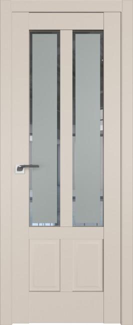 Фото -   Межкомнатная дверь 2.117U, Санд   | фото в интерьере