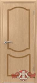 """Межкомнатная дверь """"Классика"""", пг, дуб светлый"""